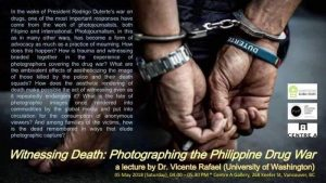 Witnessing Death: Photographing the Philippine Drug War