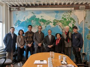 Ambassador and Consul General of Indonesia visits CSEAR